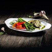 Тарелка для овощей на гриле