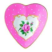 Блюдце Heart Cheeky Pink