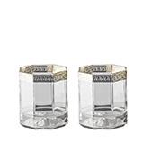 Набор бокалов для виски Versace