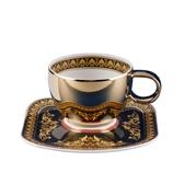 Чашка с блюдцем Versace