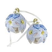 Фарфоровые украшения Mini Flower Bells