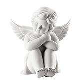 "Фигурка ""Сидящий ангел"""