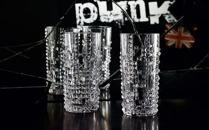 Набор бокалов для воды/соков Punk, 4 шт., Nachtmann