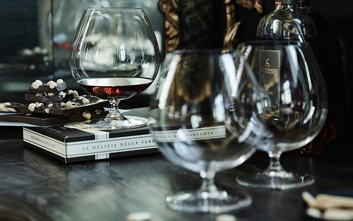 Набор бокалов для бренди Vinum, 2 шт., Riedel