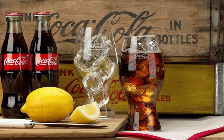 Стакан для Coca-Cola, Riedel