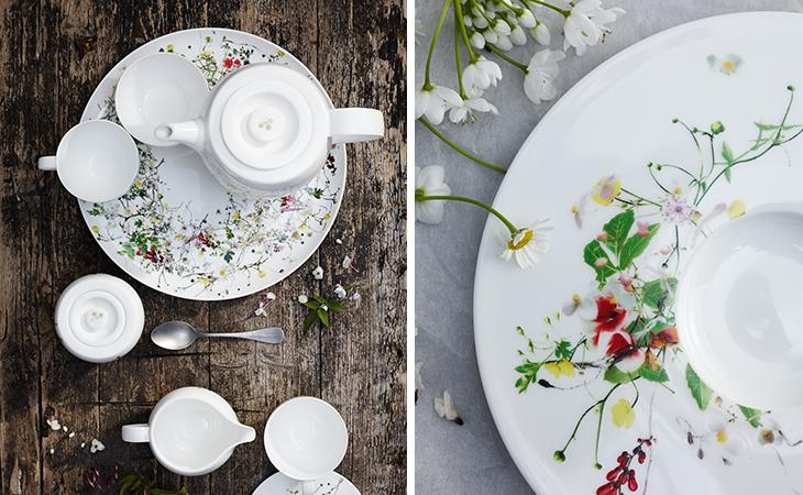 Brillance Fleurs Sauvages, Rosenthal (Германия)