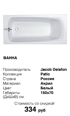 Skvirel_Jacob_Delafon_Patio_150x70