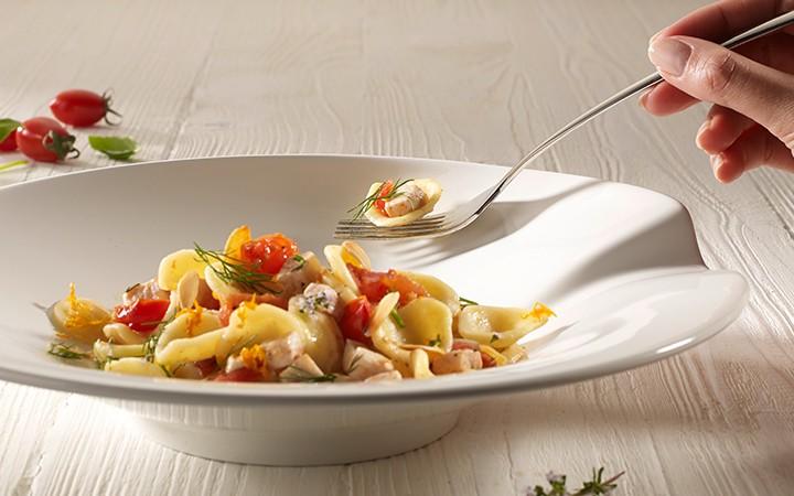 Набор тарелок для пасты Pasta Passion