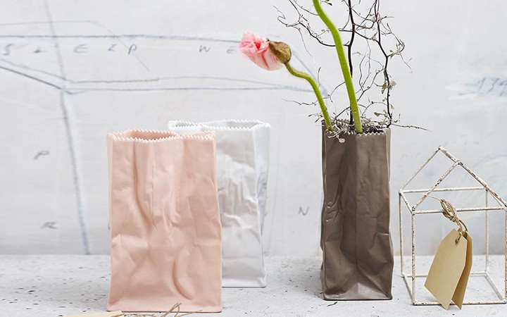 Ваза Bag Vase, Rosenthal - от 120 BYN