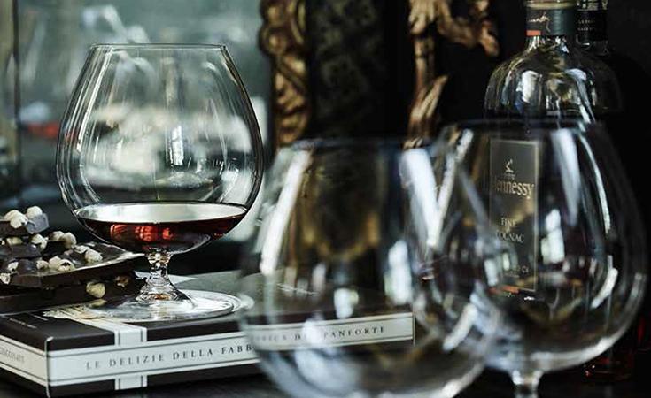 Набор бокалов для бренди Vinum